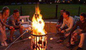 bonfire Villa Kempen-Broek