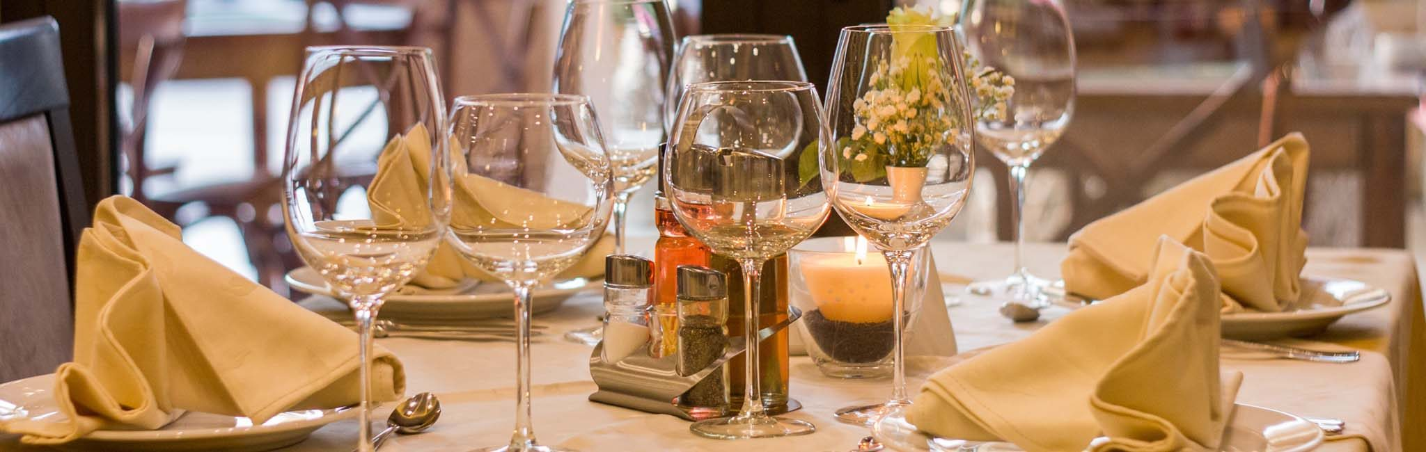 Wining and Dining